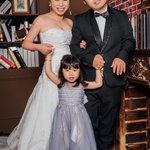 伊頓自助婚紗攝影工作室(新竹經國店),我愛伊頓,全家福照片超讚