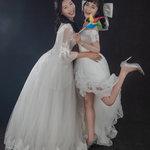 伊頓自助婚紗攝影工作室(新竹經國店),伊頓自助婚紗 閨蜜婚紗