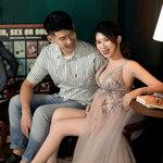 TIFFANY | 台中帝芬妮精品婚紗,孕婦寫真