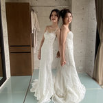 新竹法國巴黎婚紗,閨蜜照體驗