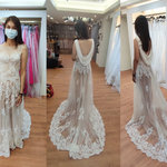 幸福感婚紗攝影工作室 Happiness Studio,幸福感婚紗挑選禮服與拍攝前溝通