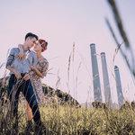 花嫁白婚紗攝影,年輕人一定會愛的拍照風格