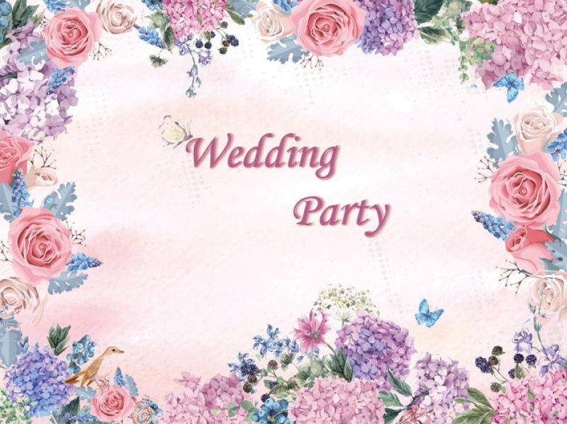 婚禮背板挑選專區作品