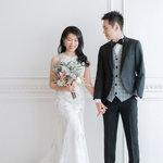 婕詩婚紗 Jocelyn Wedding,很專業的團隊,照片很美很有氣質